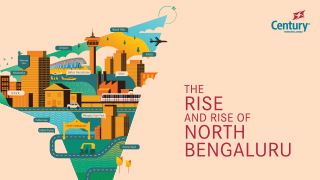 Rising North - The growth story of Bengaluru unfolding in the North.