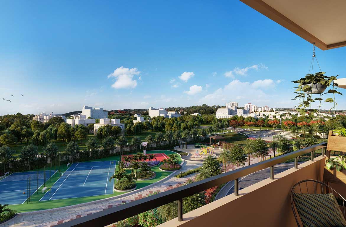 Balcony Views